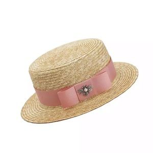 Children straw hat 👒